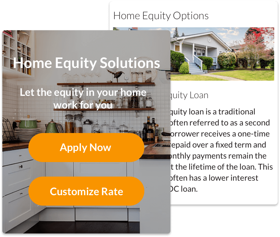 Home Equity Solutions